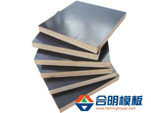 合明木业铝合金建筑模板九大优势